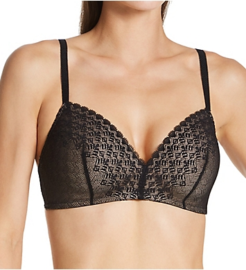 b.tempt'd by Wacoal Net Perfection Wire Free Bra