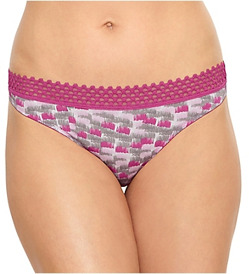 6e9af2f841 b.tempt d by Wacoal Tied in Dots Thong 976238 - b.tempt d by Wacoal ...