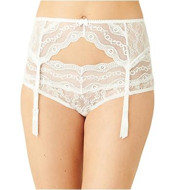 b.tempt'd by Wacoal Lace Kiss Garter Belt