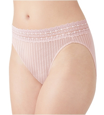 b.tempt'd by Wacoal Well Suited Hi Leg Brief Panty