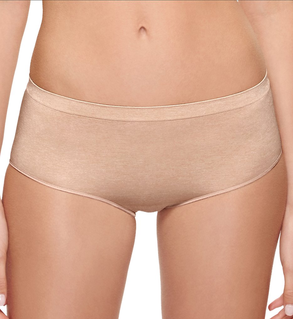 b.tempt'd by Wacoal - b.tempt'd by Wacoal 978255 b.splendid Hipster Panty (Au Natural/Heather S)