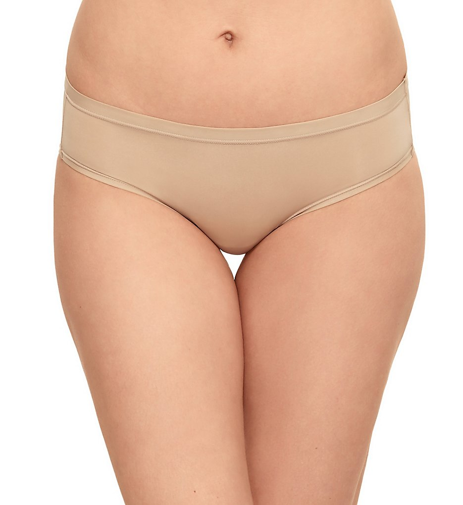 b.tempt'd by Wacoal - b.tempt'd by Wacoal 978389 Future Foundation Nylon Bikini Panty (Au Natural O/S)