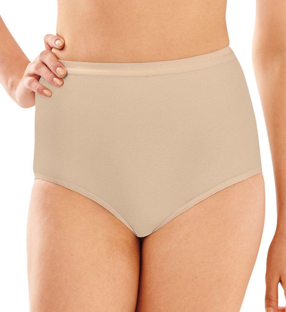 Bali 2324 Full-Cut-Fit Cotton Brief Panties