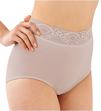 Bali Lacy Skamp Brief Panty
