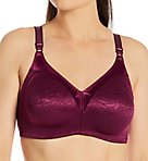 Double Support Lace Wirefree Spa Closure Bra