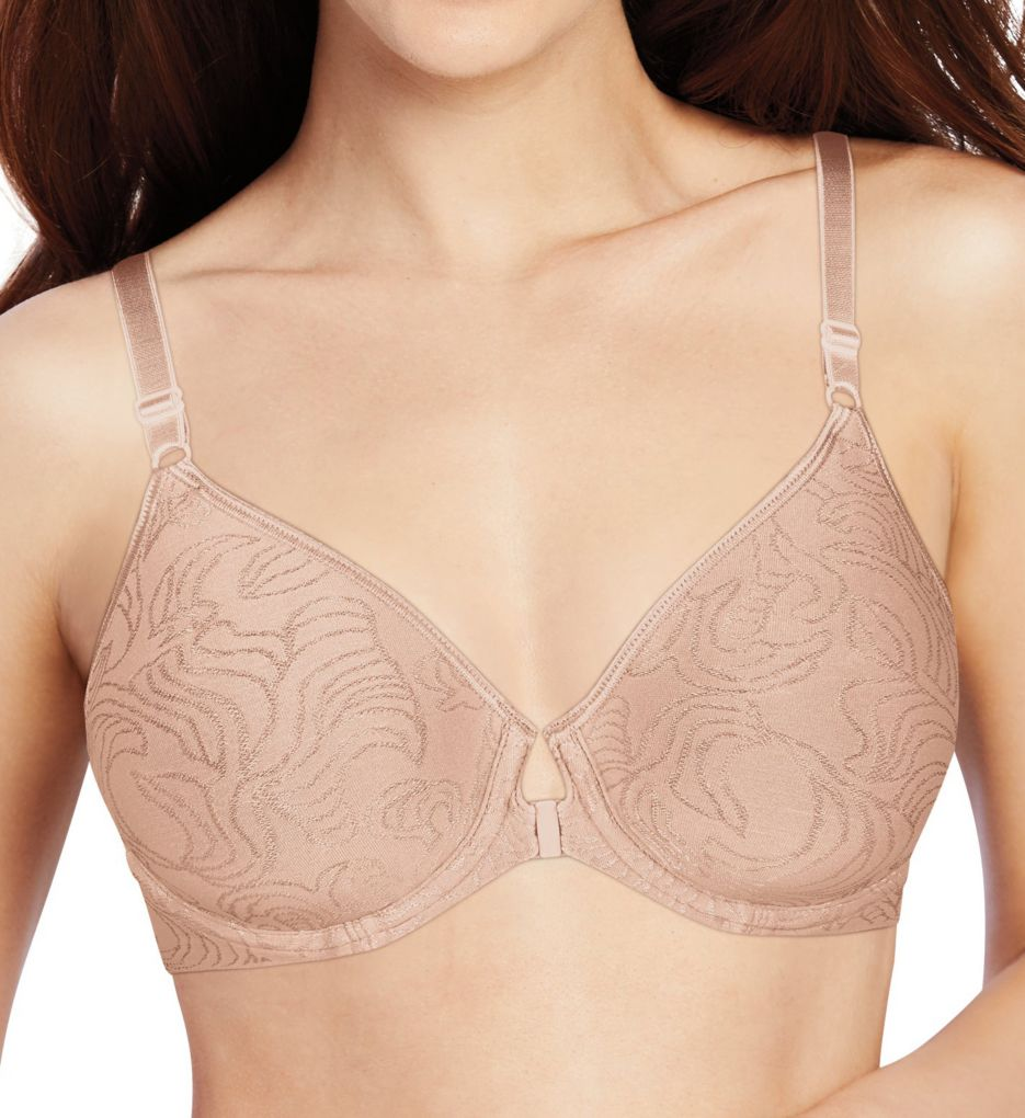 Bali Comfort Revolution Front-Close Shaping Underwire
