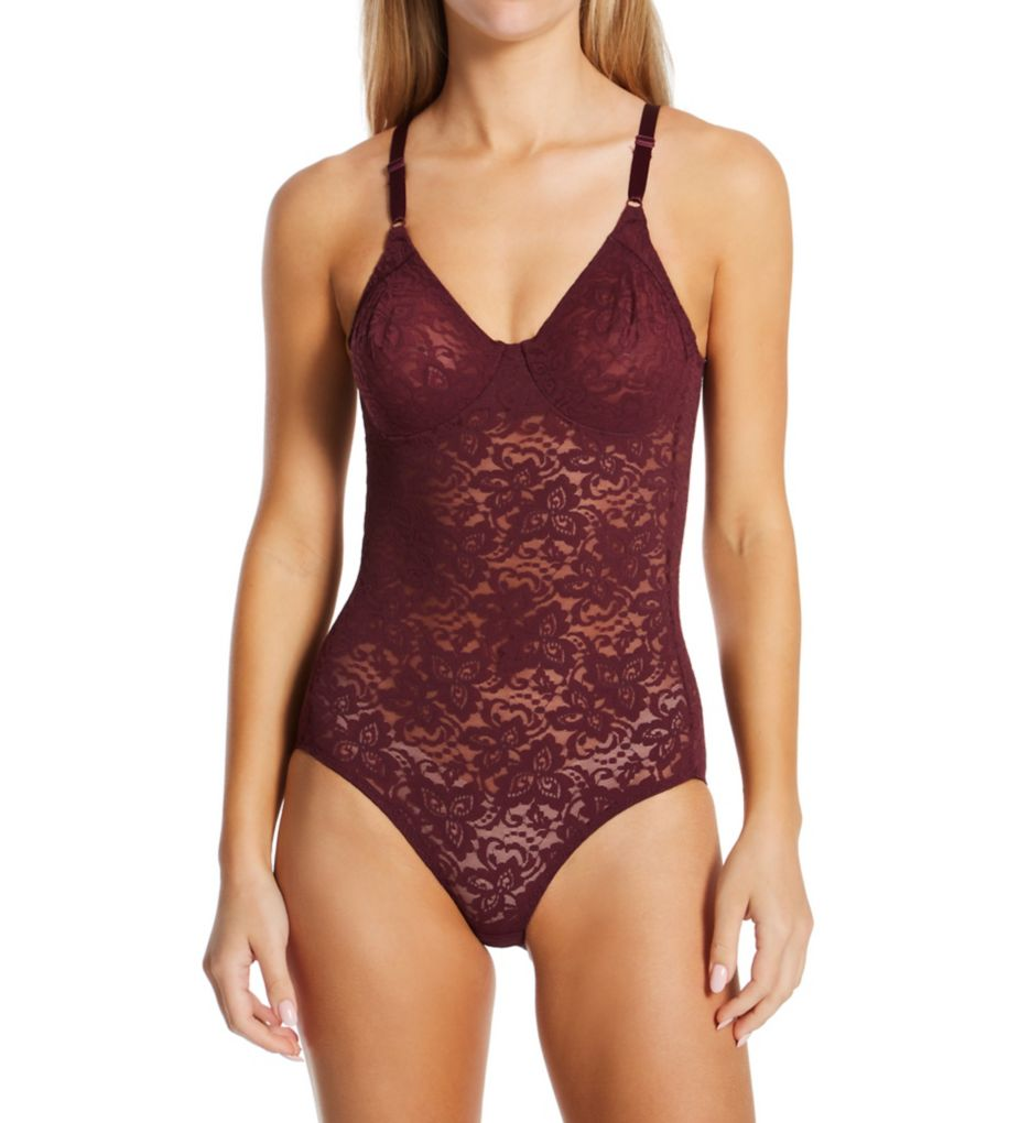 Bali Lace N' Smooth Body Briefer