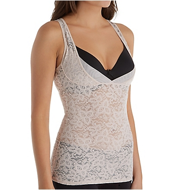 Bali Lace N' Smooth Torsette Shaping Camisole
