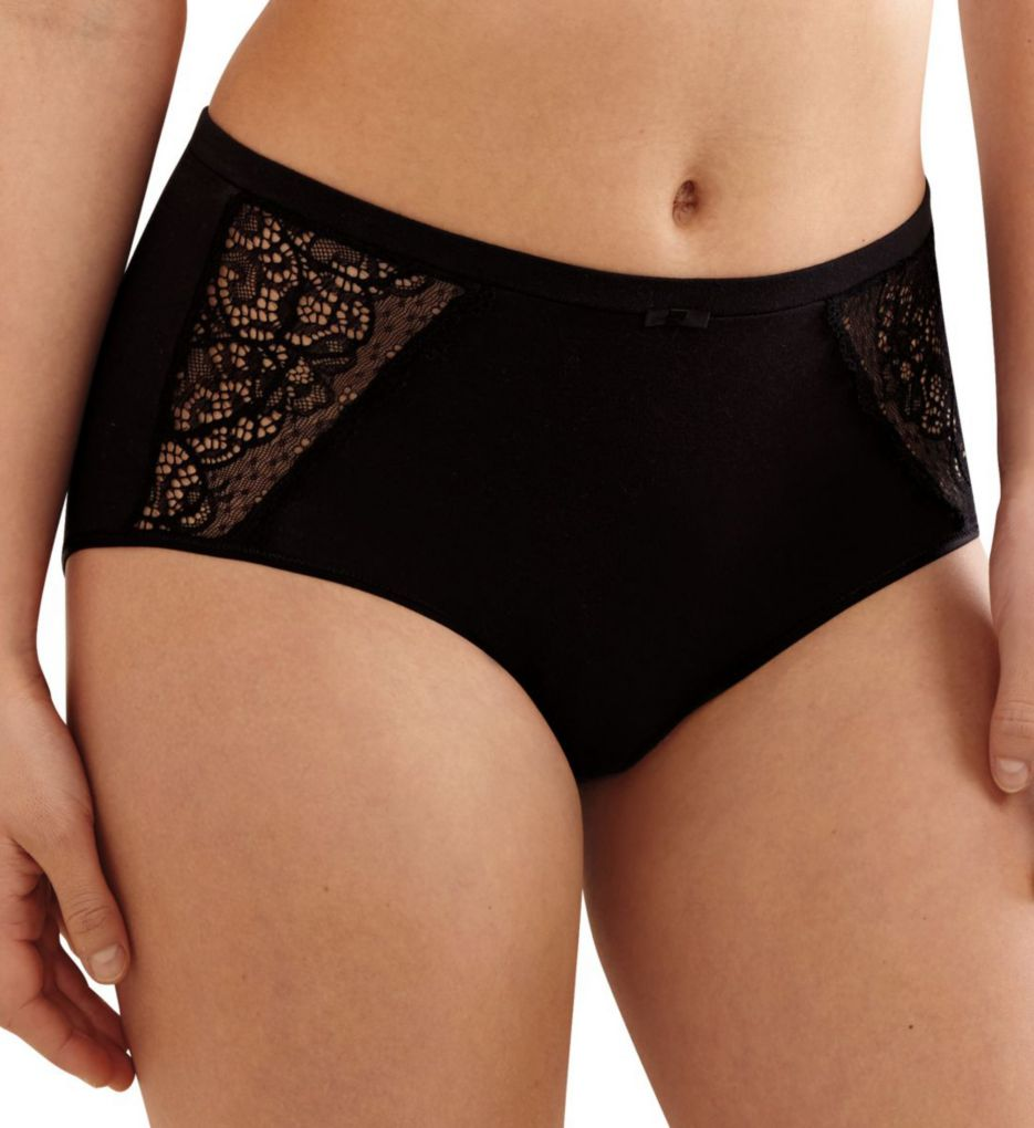 Bali Cotton Desire Microfiber Brief Panty