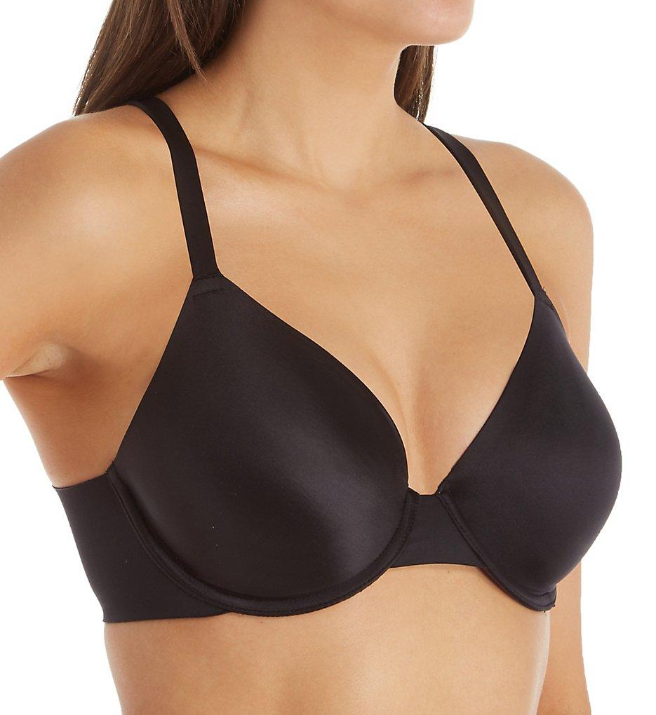 Bali DF0085 Beauty Lift Invisible Support Underwire Bra (Black
