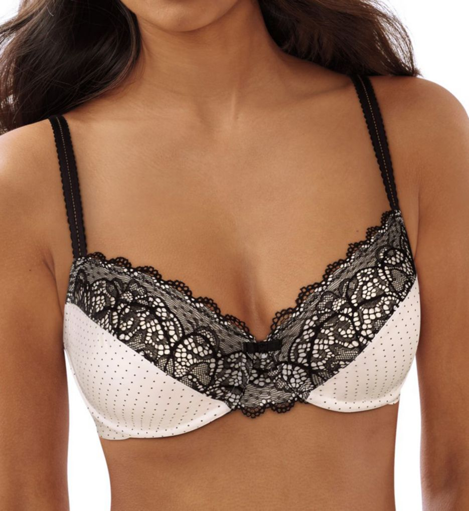 Bali Lace Desire Back Smoothing Underwire Bra