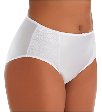 Bali Double Support Hi Cut Brief Panty - 3 Pack