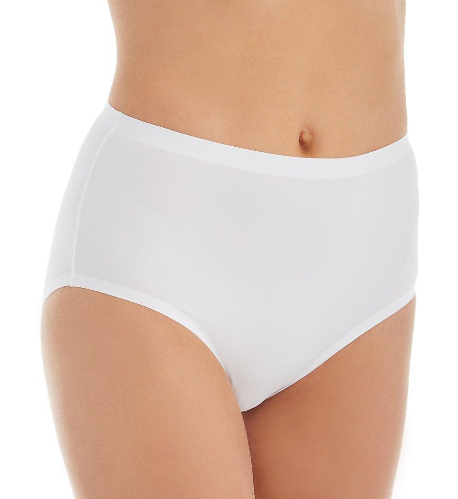 Bali - Bali DFEL61 Comfort Revolution Easylite Brief Panty (White 6)