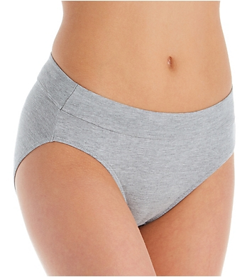 Bali Comfort Incredibly Soft Hi-Cut Panty
