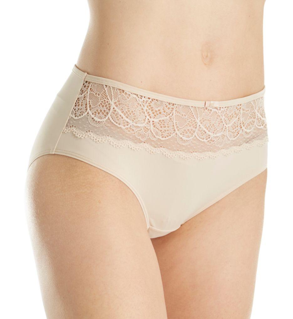 Bali Lace Desire Microfiber Hipster Panty