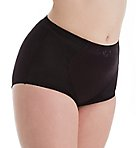 Jacquard Tummy Panel Shaping Brief Panty - 2 Pack