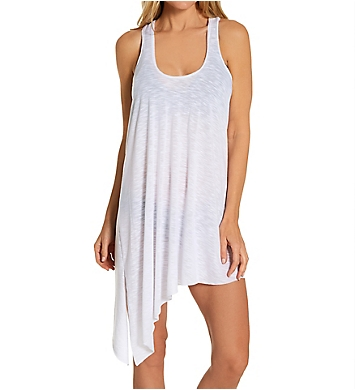 Becca Breezy Basics Scoop Neck Pull-Over Cover Up