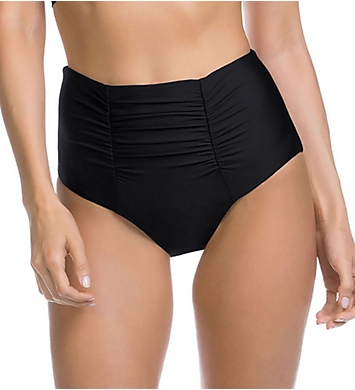 Becca Color Code Vintage High Waist Swim Bottom