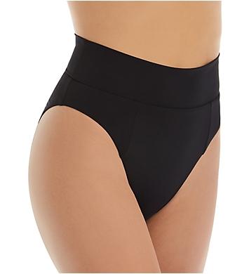 Becca Black Magic Tanya French Cut High Leg Swim Bottom