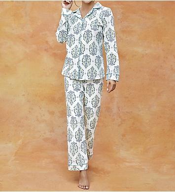 BedHead Pajamas Casa Paisley Long Sleeve PJ Set