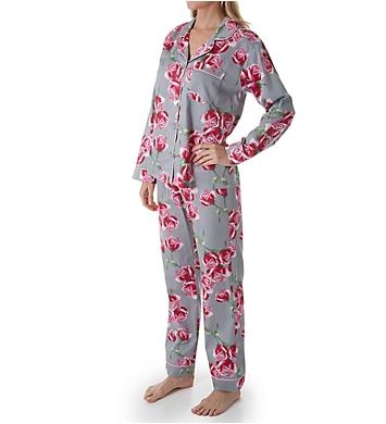 BedHead Pajamas Rosebud Long Sleeve Classic PJ Set
