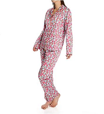 BedHead Pajamas Rosa Bonita Long Sleeve Classic PJ Set