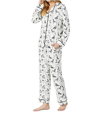BedHead Pajamas Dog Days Long Sleeve PJ Set