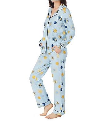 BedHead Pajamas Solstice Long Sleeve Classic PJ Set