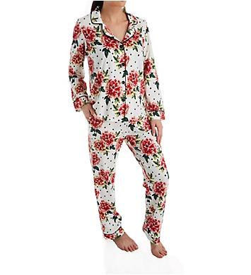 BedHead Pajamas Room to Bloom Long Sleeve PJ Set