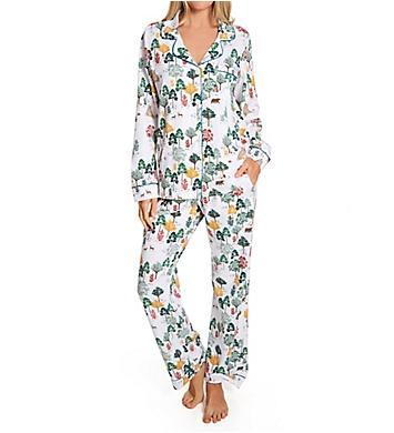 BedHead Pajamas Off the Grid Long Sleeve Classic PJ Set