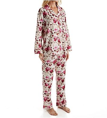 BedHead Pajamas Ashes Of Roses Long Sleeve PJ Set