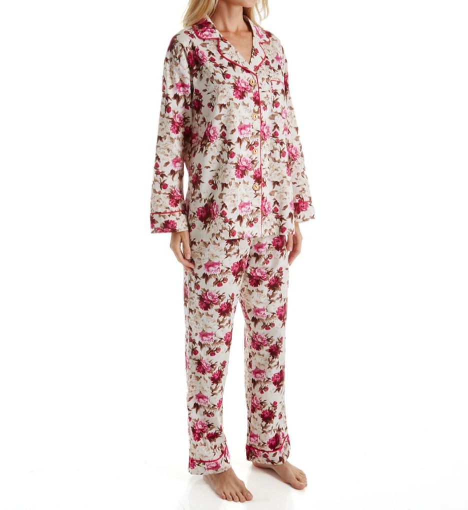 BedHead Pajamas Ashes Of Roses Long Sleeve PJ Set