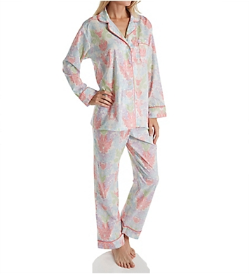 BedHead Pajamas Chloes Pastel Lace Pajama Set