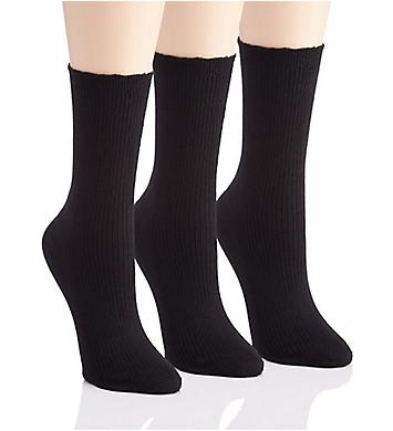 Berkshire Active Comfort Non-Binding Crew Socks - 3 Pack