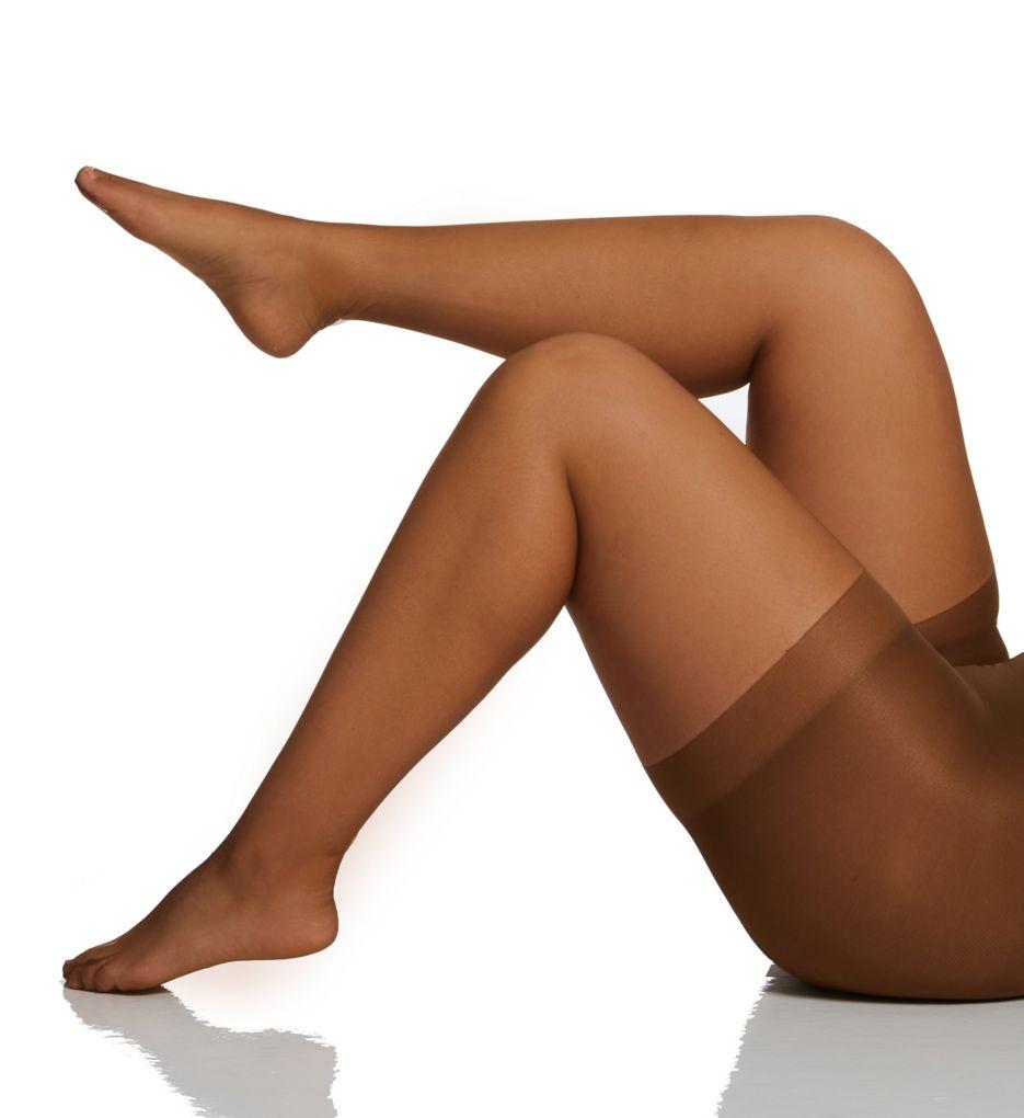 Berkshire Ultra Sheer Plus Size Control Top Pantyhose