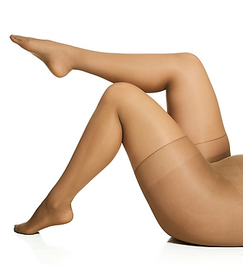 Berkshire Plus Size Silky Sheer Support Pantyhose