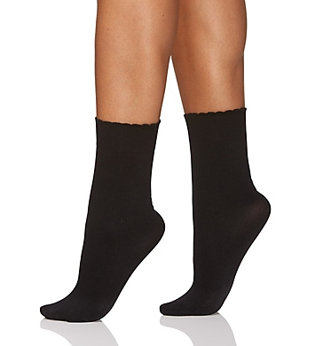 Berkshire Cozy Hose Plus Size Plush Lined Anklet Sock