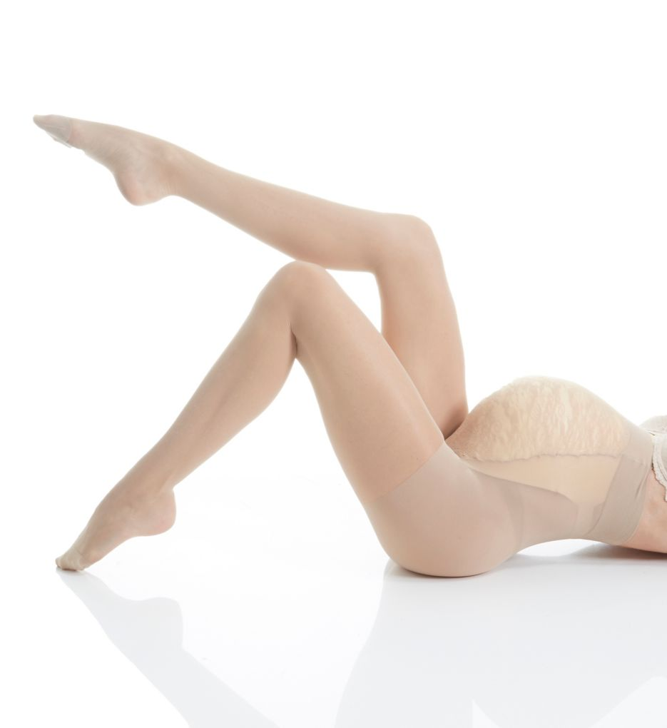 Berkshire Maternity Light Support Reinforced Toe Hosiery