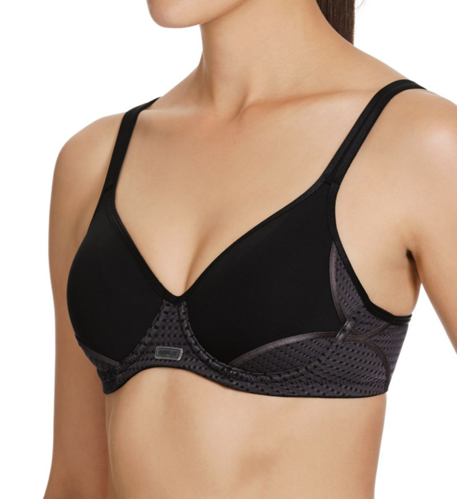 Berlei Electrify Contour Cup Medium Impact Sports Bra