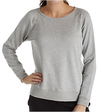 Beyond Yoga Cozy Fleece Relaxed Long Sleeve Pullover