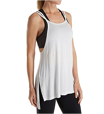 Beyond Yoga Sink or Swim Dropped X-Back Tank