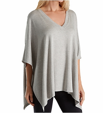 Beyond Yoga Modal Baby Terry V-Neck Poncho
