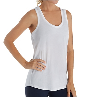 Beyond Yoga All About It Pima Cotton Racerback Tank