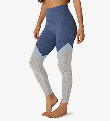 Beyond Yoga Spacedye Tri-Panel High Waisted Midi Legging