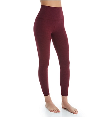 Beyond Yoga Spacedye Cut Corners High Waist Midi Legging