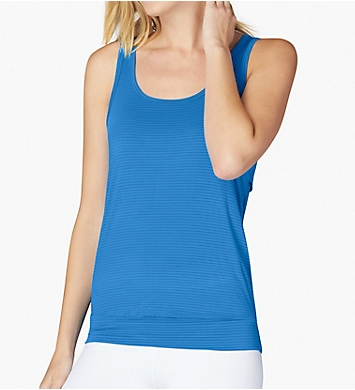 Beyond Yoga Scenic Route Breezy Banded Hem Open Back Tank