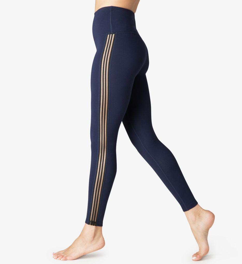 Beyond Yoga Supplex Sheer Illusion High Waist Midi Legging