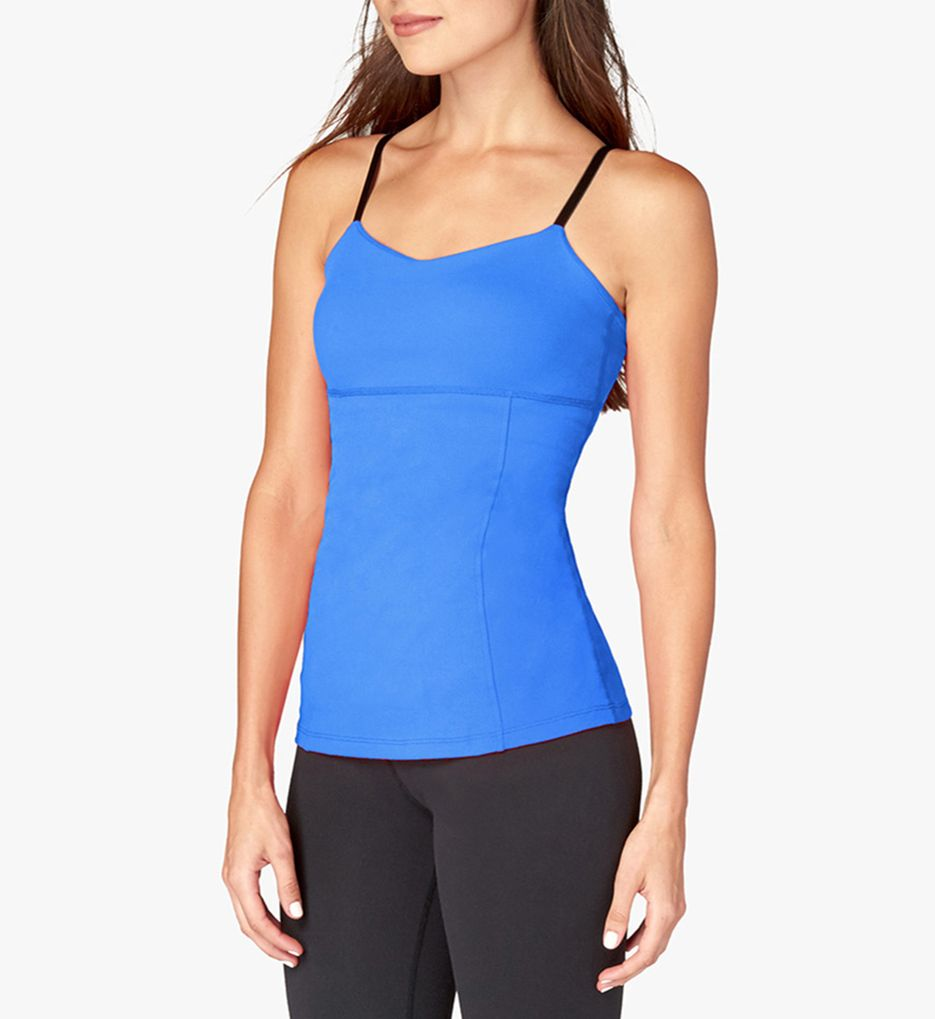 Beyond Yoga Supplex Performance Tank with Built In Bra