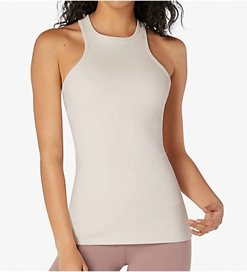 Beyond Yoga Supplex Under Lock and Keyhole Tank with Shelf Bra