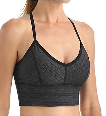 Beyond Yoga Supplex Stripe T-Back Bralette